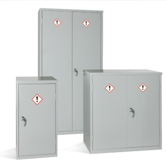 coshh hazardous substance storage cabinets