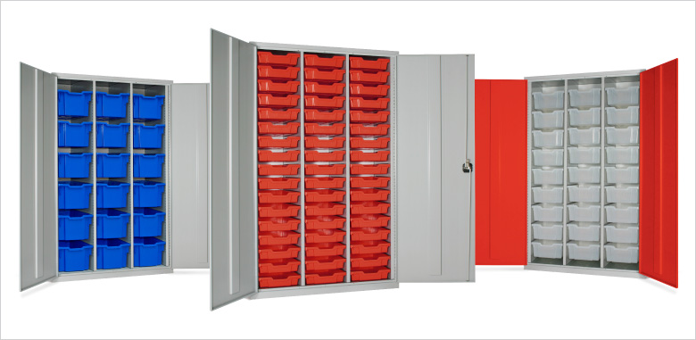 High Capacity Storage Cabinets